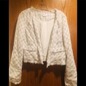 NWOT Lovers + Friends jacket/blazer. Size M